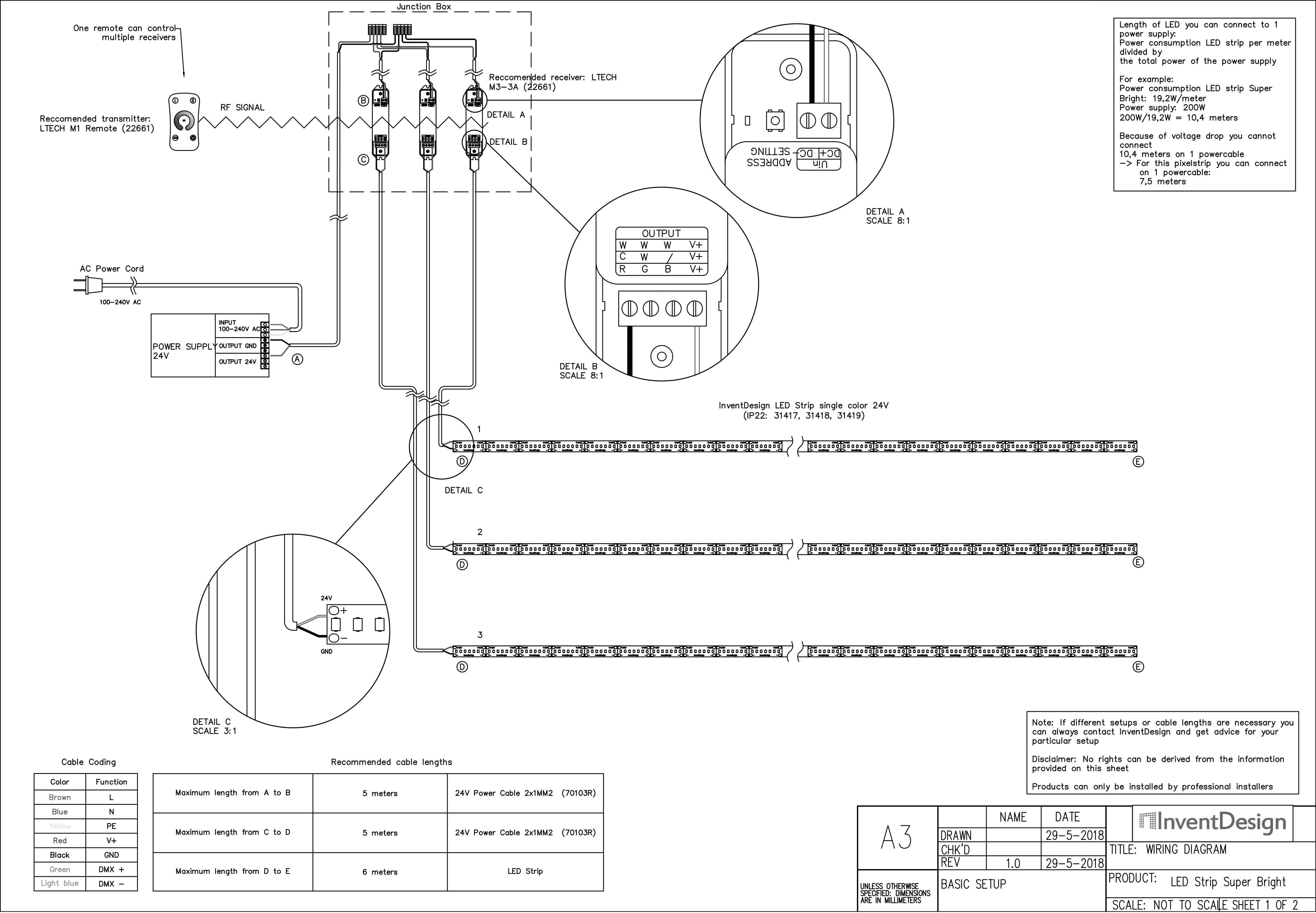 Led Strip Lights Wiring Diagram from desk.zoho.eu
