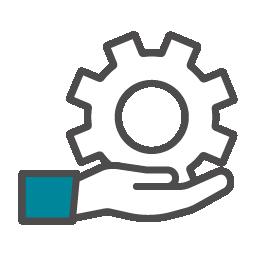 Onze diensten icoon